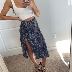 Motel Rocks Midi skirt